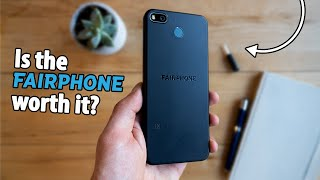 Is The Fairphone Legit? (Fairphone 3 Plus Review)