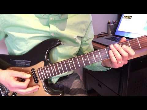Radiohead Creep: Leçon de guitare