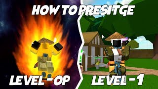 How To Prestige | Prestiging in Golden Frieza in Dragon Ball Z Final Stand | Roblox | iBeMaine