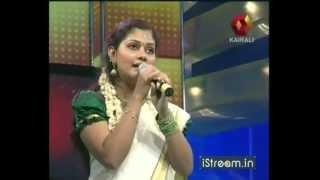 Gandharva Sangeetham Sr 2009 Festival Song, Kalavanikal paadi- Onam Song