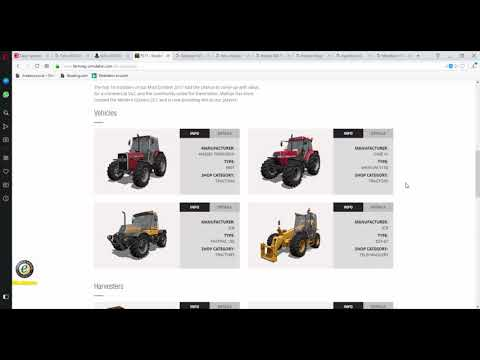 Farming simulator 17 Mods currently in testing console -GIANTS Software forum