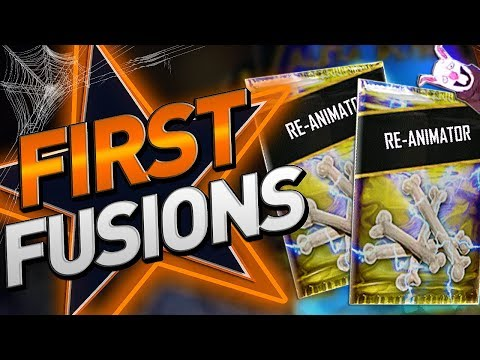 TWO HALLOWEEN FUSIONS! SECRET EVENTS!! WWE SUPERCARD SEASON 5