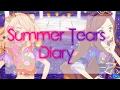 FULL LYRICS Aikatsu Stars Yozora Mahiru Summer Tears Diary