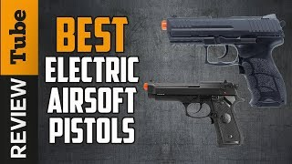 ✅Airsoft Pistol: Best Airsoft Pistols 2019 (Buying Guide)