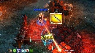 Ranger (Centurio) vs Dragonknight (Field Marshall) - Drakensang Online PvP