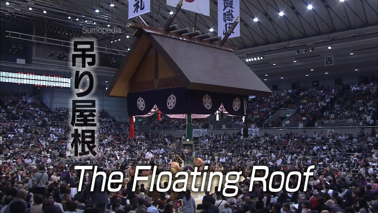 Photo of The Floating Roof [吊り屋根] – SUMOPEDIA – video