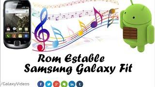 Room estable para el Samsung Galaxy Fit