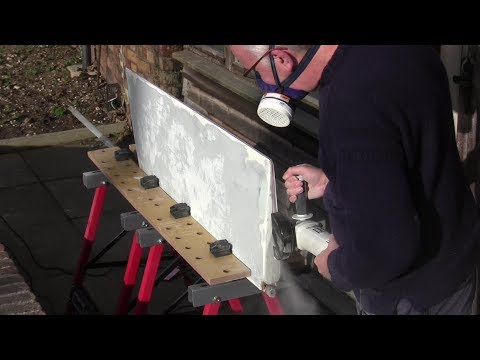Just About Sailing January 2 2018 - Fixing the Rudder, Pt 1 taking it apart