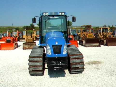 trattori cingolati youtube