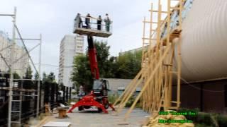 видео Аренда подъемников Magni в Москве