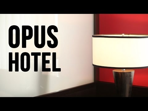 Opus Hotel - Vancouver, BC