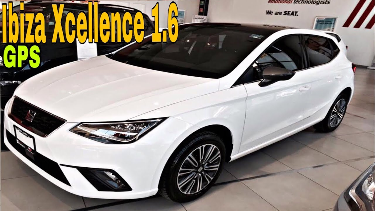 seat ibiza xcellence 2018 con gps desde 48 200 youtube. Black Bedroom Furniture Sets. Home Design Ideas