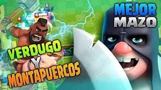 ¡¡¡EL MEJOR MAZO PARA SUBIDA DE COPAS!!! Clash Royale - [BloDz]