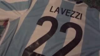 Review - adidas Argentina 2016 Copa America Home - Lavezzi (Gogoalshop.com)