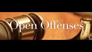 The Behan Law Group, P.L.L.C. Video - Open Offences