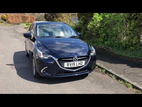 RV19 LHD – Mazda2 1.5 SKYACTIV-G GT Sport Nav+ – 5,797 Miles