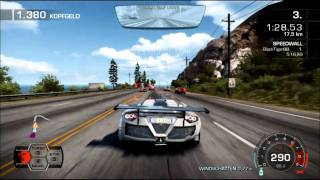 "Need for Speed Hot Pursuit ""Highway Battle"""