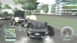 Test Drive Unlimited Xbox 360 Gameplay - Direct Feed