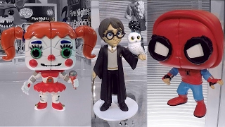 Baixar New York Toy Fair 2017 Full Funko Booth Tour Funko Pop Vinyl Figures Collection Video