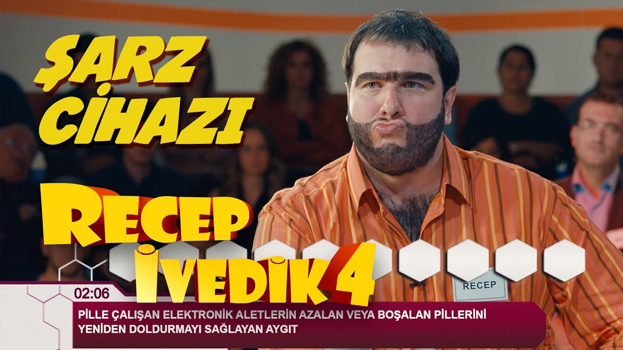 Sarz Cihazi Recep Ivedik 4 Youtube