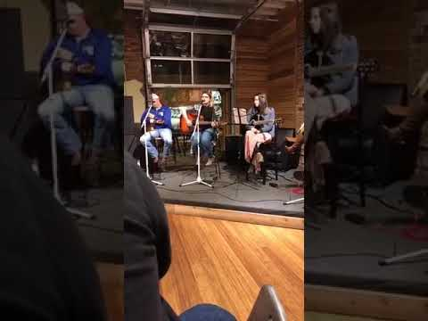 """Perfect For You"" live at Just Love Coffee, Music Row (Nashville, TN)"
