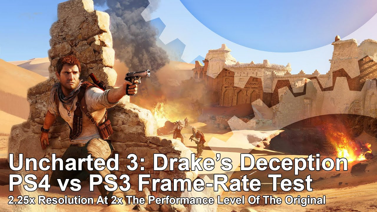 Face Off Uncharted 3 Drake S Deception On Ps4 Eurogamer Net