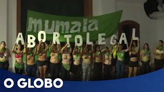 Câmara argentina aprova legalização do aborto