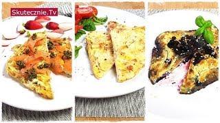 3 omlety śniadaniowe (na weekend i na co dzień) :: Skutecznie.Tv