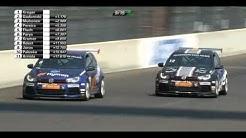 Lausitzring: Volkswagen Golf Cup Race 2