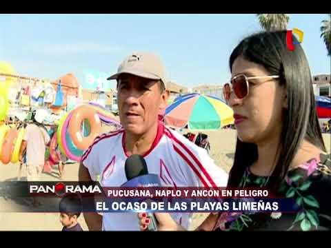 El ocaso de las playas limeñas: Pucusana, Naplo, Ancón y La Punta en peligro