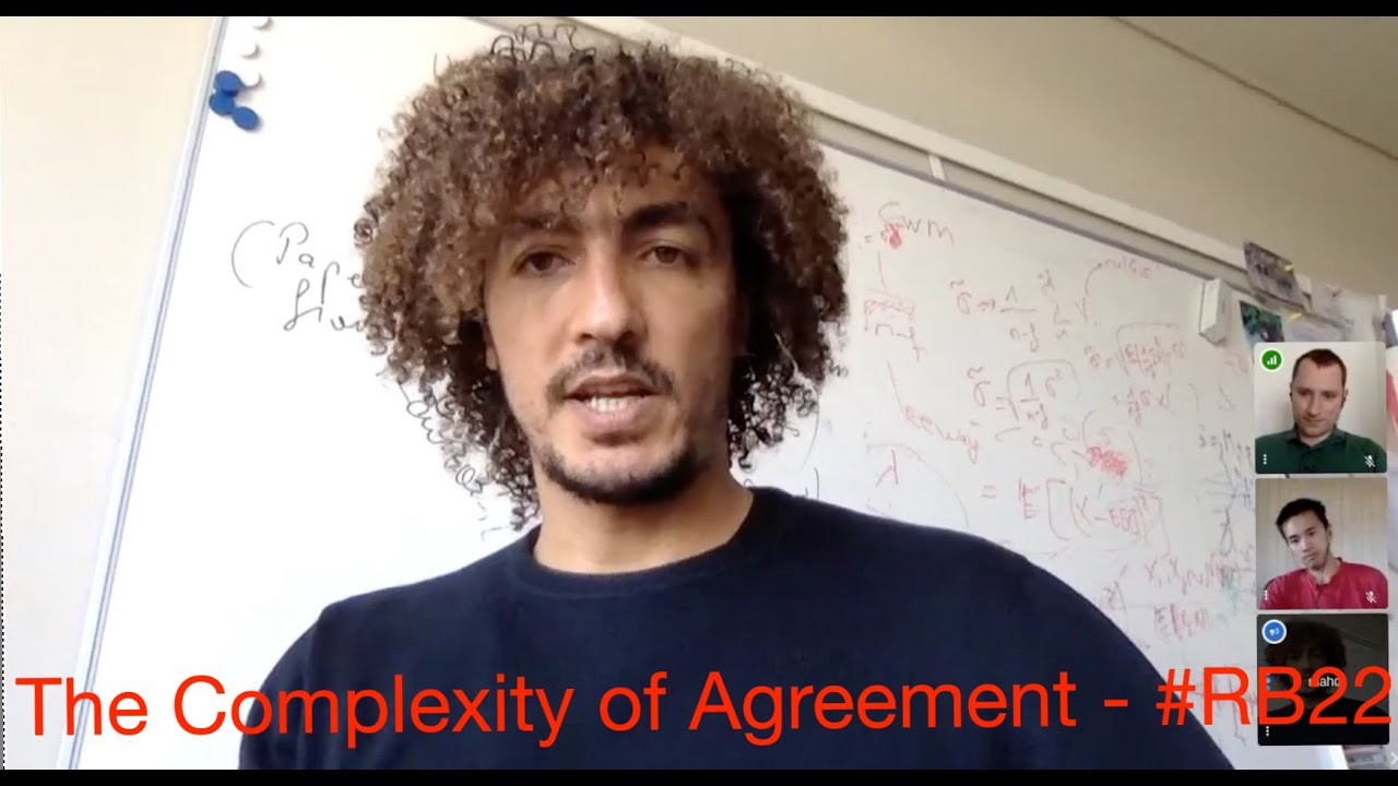The Complexity of Agreement #RB22