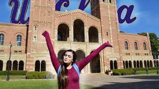 A day in my life at UCLA!