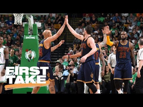 Time Off A Problem Before Cavs and Warriors In NBA Finals? | First Take | May 19, 2017