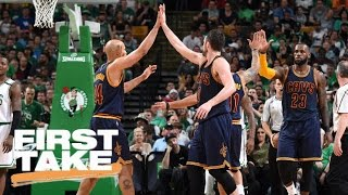 Time Off A Problem Before Cavs and Warriors In NBA Finals?   First Take   May 19, 2017
