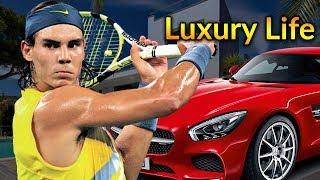 Rafael Nadal Luxury Lifestyle   Bio, Family, Net worth, Earning, House, Cars