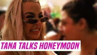 "Tana Mongeau Says Jake Paul Honeymoon Will Be ""Crazy"""