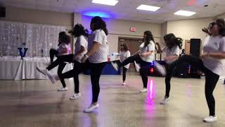 Quinceanera surprise dance - we do not own rights to music