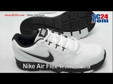 0499958360b9f5 Nike Air Flex Trainer Lea Art Nr 29367 - YouTube
