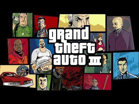 GTA 3. ПРОХОЖДЕНИЕ СЮЖЕТНОЙ ЛИНИИ ИГРЫ. ЧАСТЬ 1. GRAND THEFT AUTO III