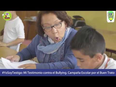 LANZAMOS LA CAMPAÑA ESCOLAR POR EL BUEN TRATO