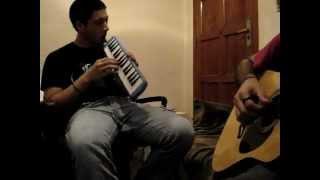 Jonatan Nacimiento blue bossa melodica y guitarra