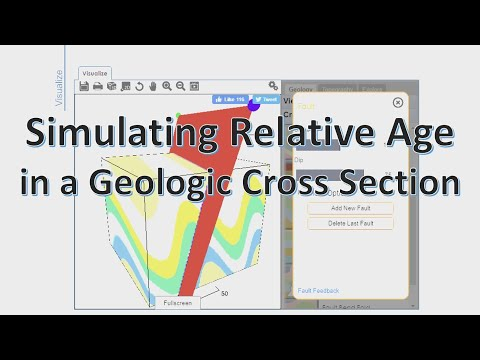 How to Read a Geologic Map (2/3) from YouTube · Duration:  7 minutes 57 seconds