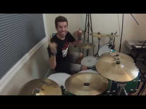 Fetty Wap - Trap Queen (Clean) - Drum Cover WITH SOLO! - Studio Quality (HD)