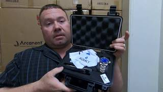 Review of Funded Today by Darrell Spencer of Upscale Time - Aquacy Watches