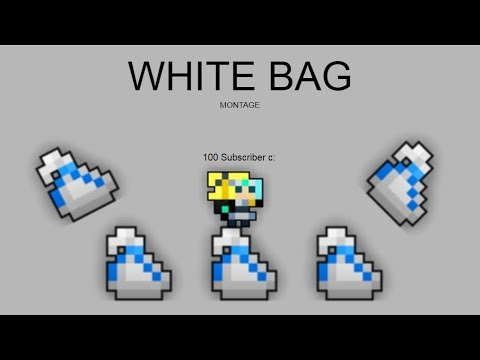 Pure White Bag Montage (100 Sub Special/Shatters/Lost Halls Whites)