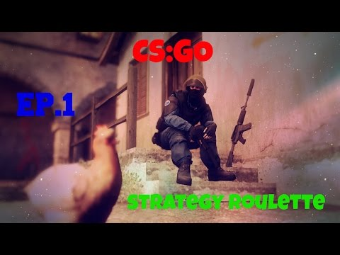 CS:GO | Strategy Roulette | With Antigua & PC Playa | Ep.1