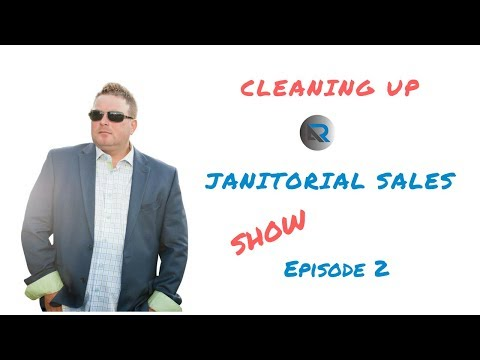 Episode 2 -What To Name The Janitorial Industry