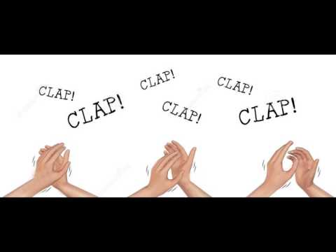Audience Clapping - Sound Effect