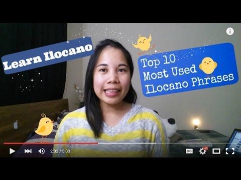 Learn Ilocano: 10 Most Used Ilocano Phrases