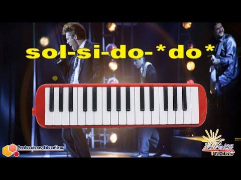 Cuando Calienta El Sol / MELÓDICA Con Notas /Luis Miguel